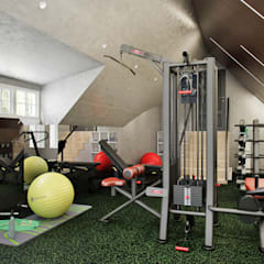 Gym by GraniStudio