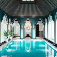 Bể bơi vô cực by GraniStudio