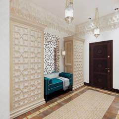 Saunas de estilo  por GraniStudio