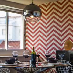 : Salas de jantar  por Conceitos Itinerantes