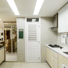 Cozinha: Cozinhas tropicais por Coletânea Arquitetos