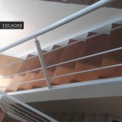 درج تنفيذ ambience escadas e corrimão