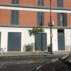 Local Jaboneros IMV: Edificios de oficinas de estilo  de Margarita Jiménez moreno
