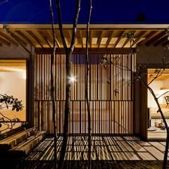 منازل تنفيذ キリコ設計事務所 , أسيوي