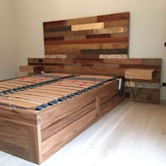 Falegnameria Martinelli Sergio의  침실