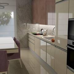 Inbouwkeukens door Casactiva Interiores