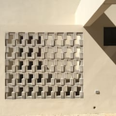 Tường by Alberto Zavala Arquitectos