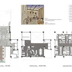 摺物 / 旅程:  飯店 by 騰龘空間設計有限公司,
