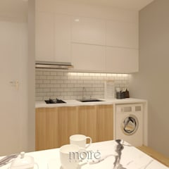 Built-in kitchens by Moire Living