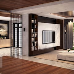 Electronics by The Page Interior & Design,