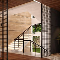 Stairs by The Page Interior & Design