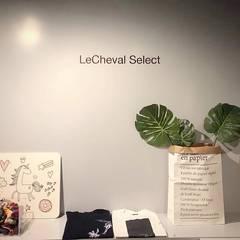 Centros de exhibiciones de estilo  por jun wan dumont