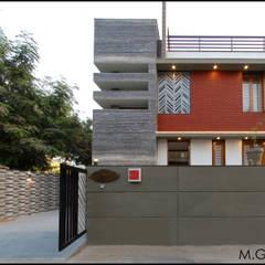 Private Residence:  Houses by malvigajjar