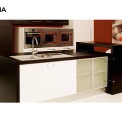 Cozinhas: Cozinhas  por MyStudiohome - Design de Interiores