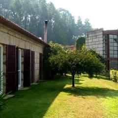 Casa AA por Bigarquitectura Rústico