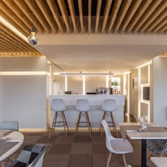 Modern gastronomy by Terra Arquitectos Modern