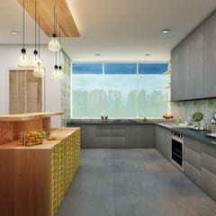 Residence:  Kitchen by Designism