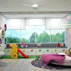 Nursery/kid's room by Designism