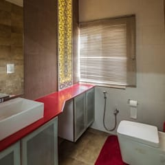 Residence:  Bathroom by Designism
