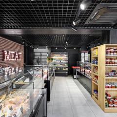 Современный дизайн магазина в Киеве: Коммерческие помещения в . Автор – Art-i-Chok