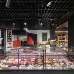 Витрина для продуктов в магазине - идеи дизайна магазина: Офисы и магазины в . Автор – Art-i-Chok