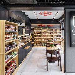 Дизайн интерьера коммерческого помещения: Офисы и магазины в . Автор – Art-i-Chok