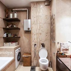 Ванная в современном стиле на Большой Садовой: Ванные комнаты в . Автор – Технологии дизайна