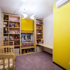 Детская в современном стиле на Большой Садовой: Детские спальни в . Автор – Технологии дизайна