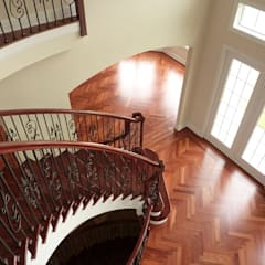 : Escadas  por Shine Star Flooring