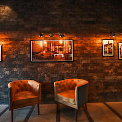 Ministry of Beer Gurugram:  Bars & clubs by Studio Interiors Infra Height Pvt Ltd