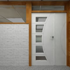 Inside doors by Arq. Barbara Bolivar