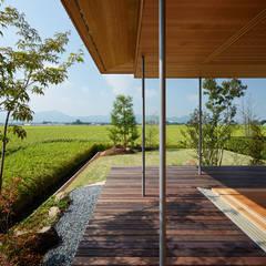 西七区の家: ARTBOX建築工房一級建築士事務所が手掛けた木造住宅です。