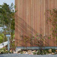 西七区の家: ARTBOX建築工房一級建築士事務所が手掛けた壁です。