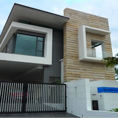 BANDAR BARU BANGI:  Bungalows by Arkitek Axis