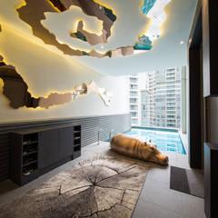 One KL @ KLCC:  Infinity pool by Twelve Empire Sdn Bhd