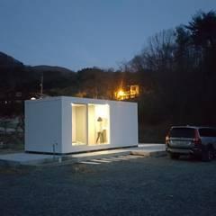 부산 이동주택 '6평 단층 마룸': 마룸의  주택