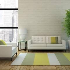 Salas de estilo asiático por Interior Five