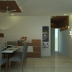 Residential:  Dining room by ID MARC