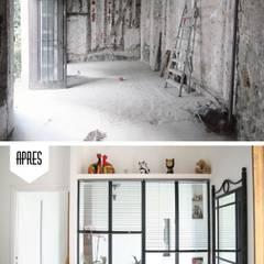 Escaleras de estilo  por GRAM Architecture