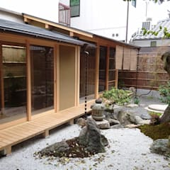 Garden by 一級建築士事務所 (有)BOFアーキテクツ