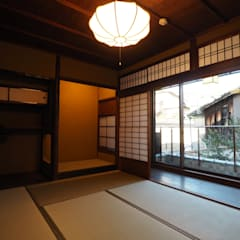 八坂の数奇屋(無限の息): 一級建築士事務所 (有)BOFアーキテクツが手掛けた和室です。