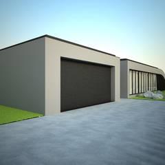 Casa M+A por Atelier 72 - Arquitetura, Lda Moderno