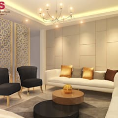 مطاعم تنفيذ Matter Of Space Pvt. Ltd.