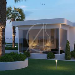 Comelite Architecture, Structure and Interior Design が手掛けたリゾートハウス