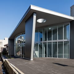 Office buildings by 空間芸術研究所/vectorfield architects