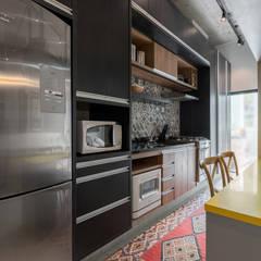 Studio Ideação Unit dapur Kayu