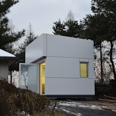 Rumah Minimalis Oleh 마룸 Minimalis
