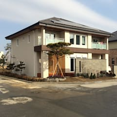 Passive house by OUA 오유에이