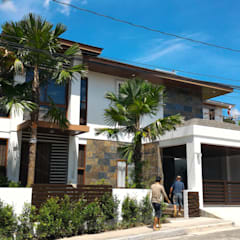 Single family home by Ar. Kristoffer D. Aquino