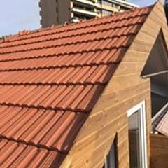 Reabilitação de Moradia - Foz Porto por Drevo - Wood Solutions Lda Rústico